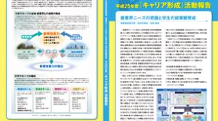 平成25年度『キャリア形成』活動報告