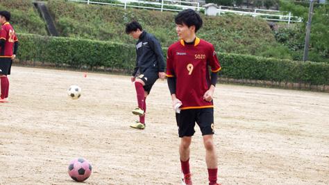 サークルインタビュー:第4回「サッカー」