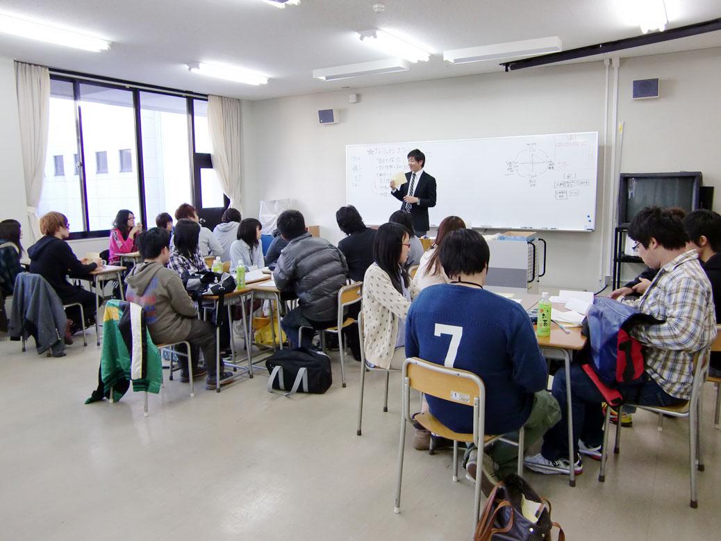 フレッシュマンスクール(2012/04/07)
