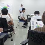 就業体験講座(2013/07/30)VGJ