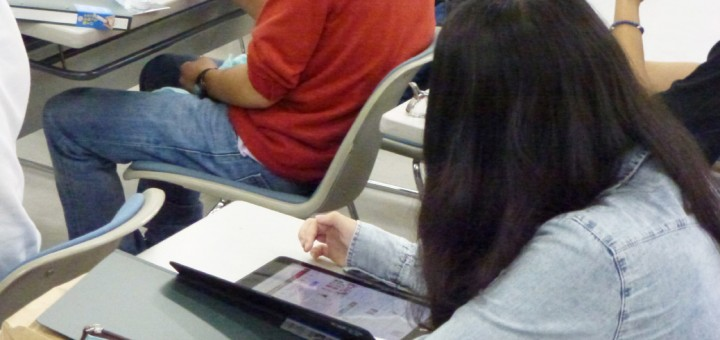 iPad貸与・説明会(2014/06/11)
