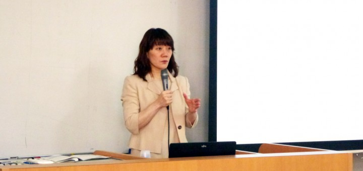 プロジェクトマネジメントに関する講演(2013/12/06)