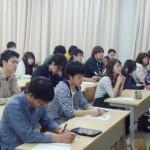 プロジェクト実習キックオフ講演会(2014/05/01)