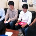 プロジェクト打ち合わせ@みどりの協会・豊橋総合動植物公園(2014/06/19)