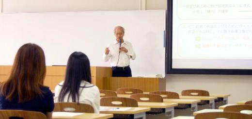 オープンキャンパス学科紹介(2014/08/23)