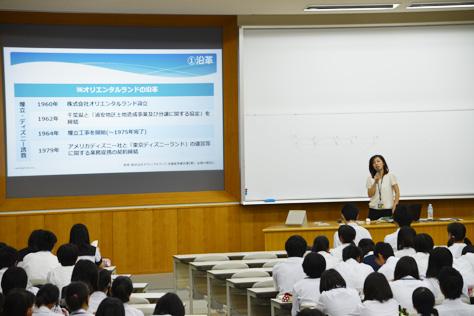 ラーニングフェスタ・中田講師による講義(2014/08/25)