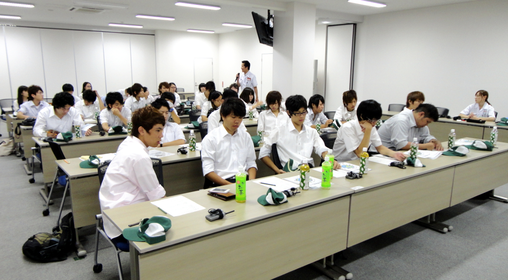 就業体験講座-本田技研工業(2014/08/07)