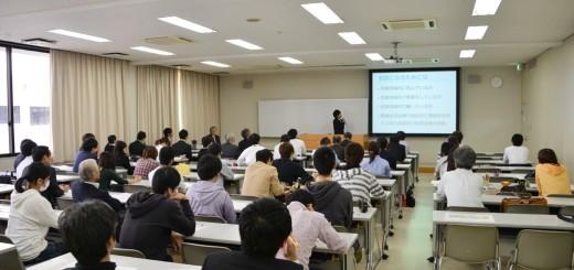 インターンシップ報告会(2014/10/20)