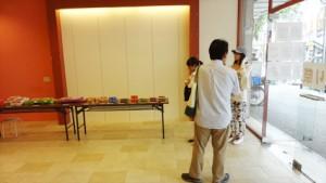 第14回サマーカレッジチャレンジショップ「豊橋ご当地お菓子祭り」開店・営業中です!