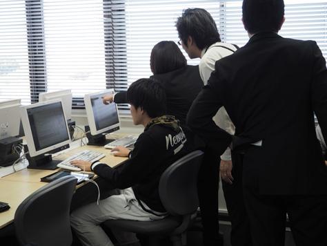 体験授業・かんたんiPadアプリ作成