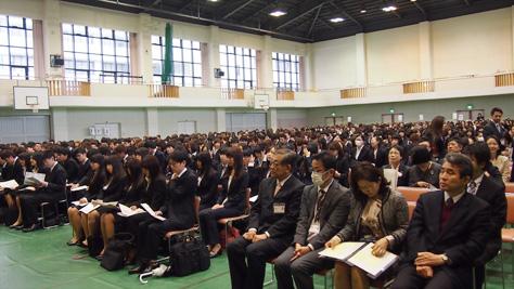平成28年度入学式