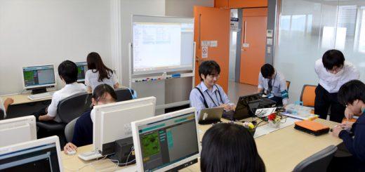 オープンキャンパス・体験授業「はじめてのプログラミング」(2016/06/11)