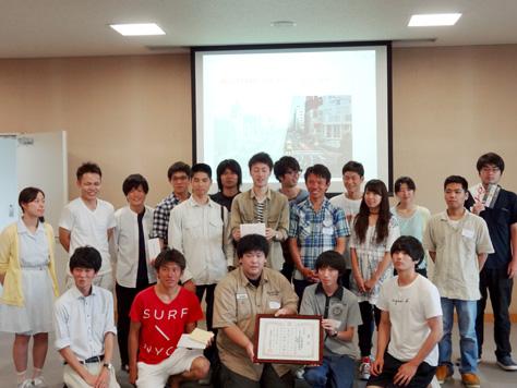 「豊橋3大学学生まちづくりハッカソン」の「アイデアソン&ITセミナー」に経営学部の学生が参加しました