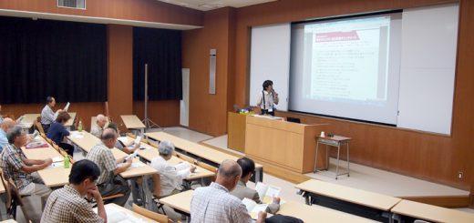 平成28年度市民大学「トラム日本が抱える諸問題と将来の見通し」第3回(2016/08/06)