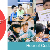 Hour of Code全国キャラバン(豊橋創造大学会場)(今井プロジェクト)