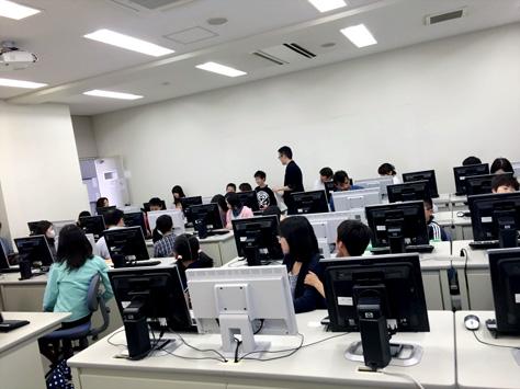 Hour of Codeこどもの日 日本全国で子ども1万人が同時にプログラミング を開催しました(今井ゼミプロジェクト)