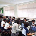 iPad活用と若年層へのコンピュータサイエンス教育の展開
