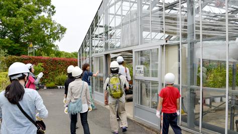 植物園バックヤードツアー取材@豊橋総合動植物公園(2016/05/28)