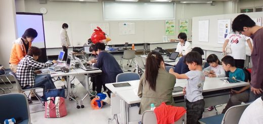 Hour of Code & Scratch Day in 豊橋(今井プロジェクト)