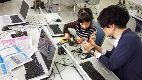 Hour of Code & Scratch Day in 豊橋を開催しました(今井プロジェクト)