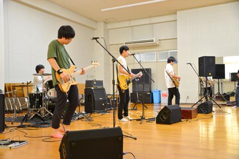新歓ライブ(2016/05/14)