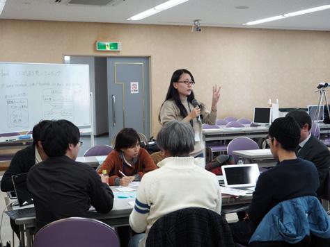 のんほいパーク盛り上げ隊!の学生が「とよはしまち想いミーティング」に参加しました(三輪・山口プロジェクト)