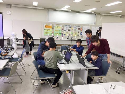 Scratch Day & Hour of Code in Sozo Univを開催しました(今井ゼミプロジェクト)
