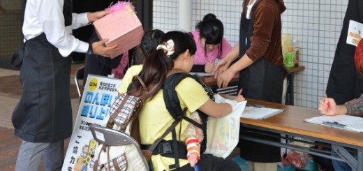 のんほいパークに関するアンケート@創造祭(2014/10/25)